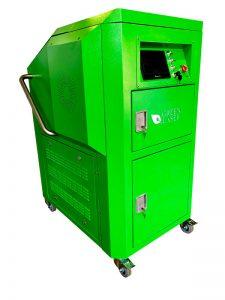 Greenlaser lézeres tisztító